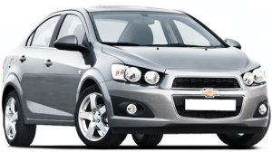 Купить Chevrolet Aveo седан 2016