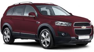 Купить Chevrolet Captiva 2016