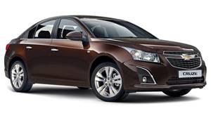 Chevrolet Сruze седан